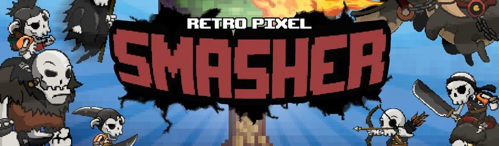 Retro Pixel Smasher