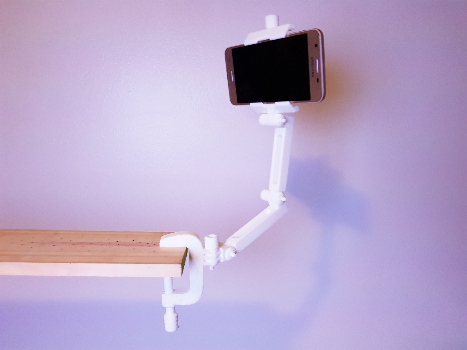 Best Phone Mount! 3D Printed using Creality CR-10 | Guinea Pixel